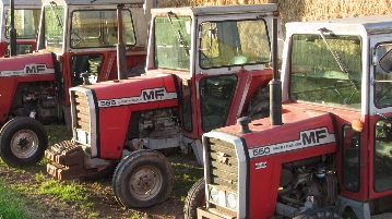 Temple Court Farm | Bosbury  - Machinery For Sale